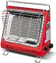 H.yina Calentador de Gas Estufa de calefacción portátil para Interiores y Exteriores Calentadores de Temperatura Ajustables multifunción