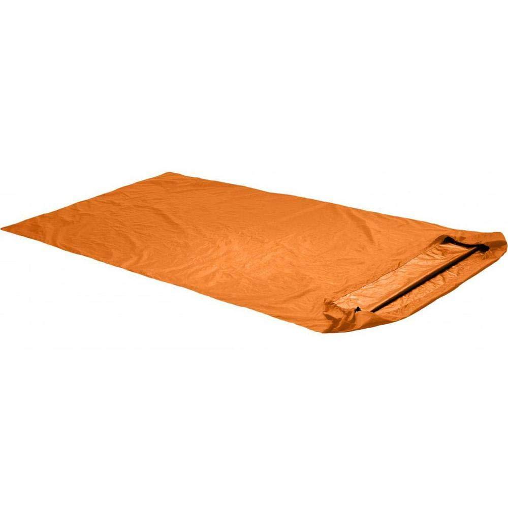 ORTOVOX Unisex-Adult Bivy Double Biwaksack, Shocking Orange, Einheitsgröße