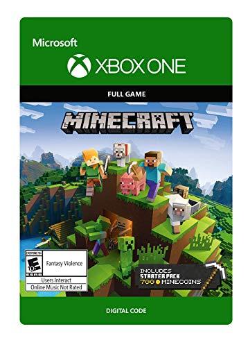 Minecraft Starter Collection - Xbox One [Digital Code]