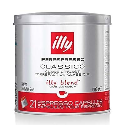illy Illy Coffee Classico Beans Medium Roast 100 Arabica 1