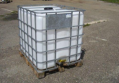 Class IBC Tank, Container, Regenwassertank 1000L 1.Wahl auf Holzpalette #1
