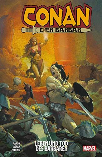 Conan der Barbar: Bd.1: Leben und Tod des Barbaren