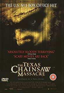 The Texas Chainsaw Massacre [Reino Unido] [DVD]