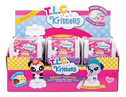 TLC Kritters TLC00000 Series 1 (Variety Style Picked at Random)