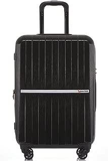 QANTAS Bondi 4 Wheel Trolley Suitcase, Black, 77cm