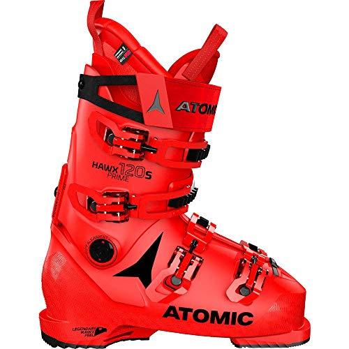 Atomic HAWX Prime 120 S, Scarponi da Sci Unisex Adulto Rosso Size: 43.5 EU