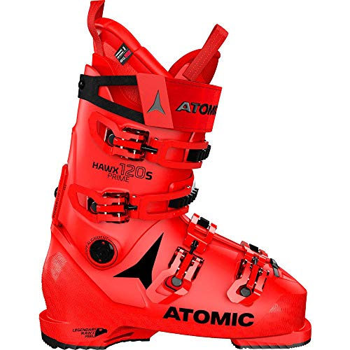 ATOMIC HAWX Prime 120 S, Botas de esquí Unisex Adulto, Red/Black, 37.5...