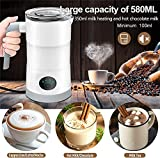 Zoom IMG-1 deasy montalatte cappuccinatore 580ml con