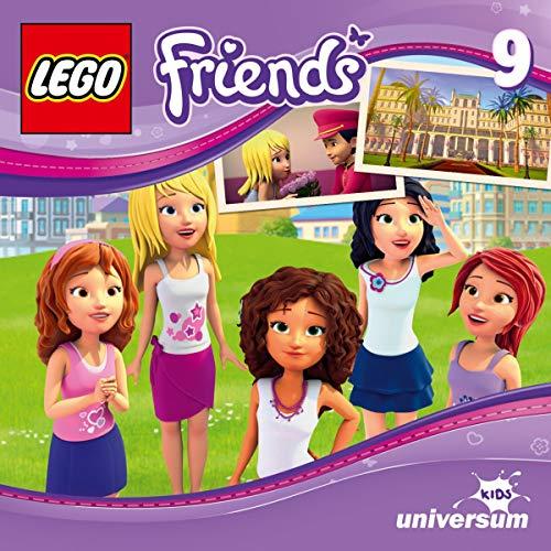 Das Große Hotel: Lego Friends 9