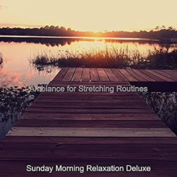 Ambiance for Stretching Routines