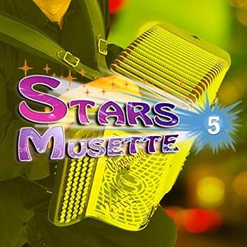 Stars musette 5