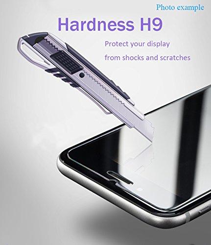 [2 Pack] Panzerglas Schutzfolie Huawei Mate S ( CRR-L09 ) - Gehärtetem Glas Schutzfolie Displayschutzfolie für Huawei Mate S ( CRR-L09 ) - 2