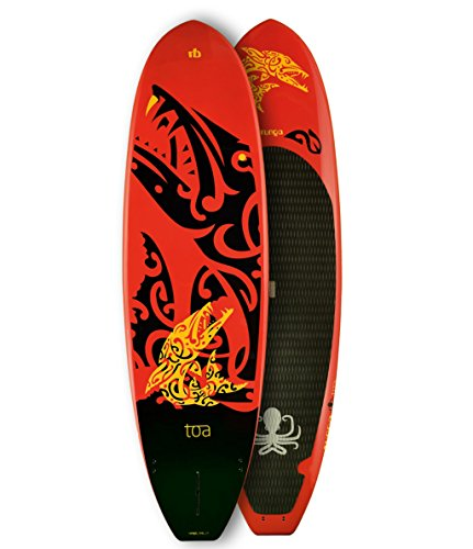 RUNGA TOA EPX RED 10.0 Stand UP Paddle Board SUP HARDBOARD Hard Board