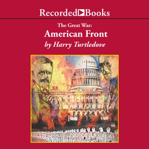 American Front audiobook cover art