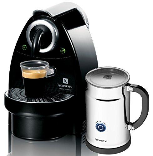 Black Nespresso Essenza C100 Espresso Maker