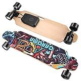Caroma Elektrisches Skateboard mit ferngesteuertem...