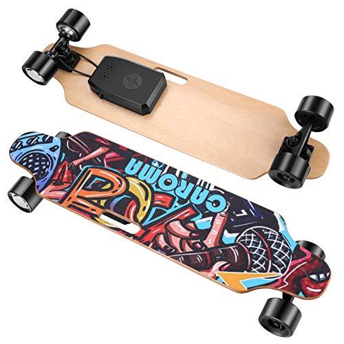Caroma Elektrisches Skateboard mit...
