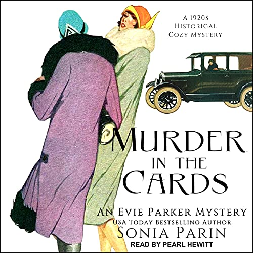 Murder in the Cards cover art
