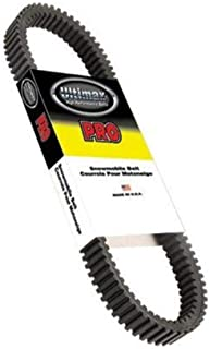 Carlisle Ultimax Pro Drive Belt - 1 9/32in. x 42 15/16in. 125-4240U4