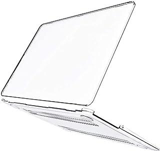 【2020 M1チップ搭載モデル向けの改良】AMOVO MacBook Air 13 用 ケース 2018-2020モデル 日本語配列キーボードカバー付(A2179) MacBookAir 13インチ 用 Retina display クリス...