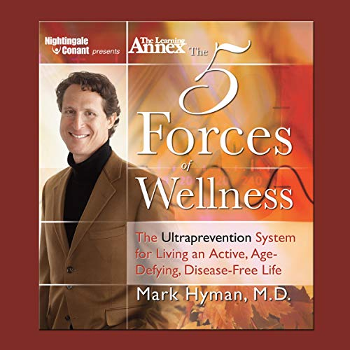 The Five Forces of Wellness Titelbild