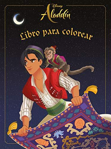 Aladdín. Libro para colorear (Disney. Aladdín)