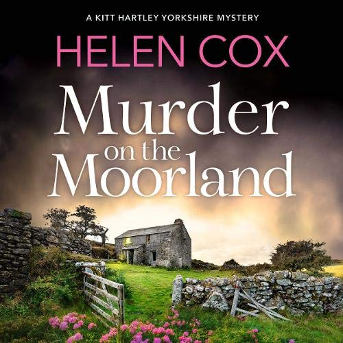 Murder on the Moorland cover art