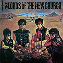 Lords Of The New Church - Lords Of The New Church - I.R.S. Records - ILP 25008