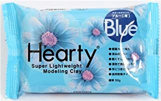 blue Hearty clay super lightweight from Japan by Kawaii