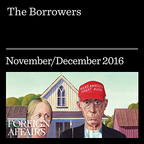 The Borrowers audiobook cover art