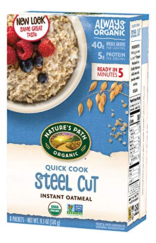 country choice steel cut oats - 6