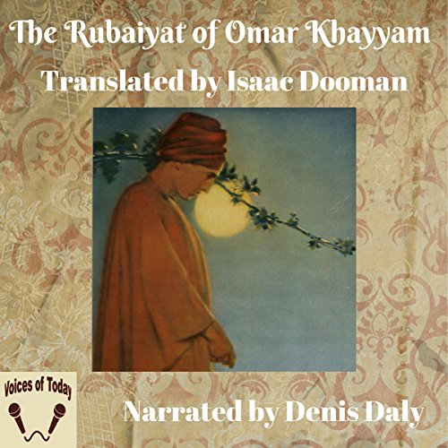 The Rubaiyat of Omar Khayyam audiobook cover art