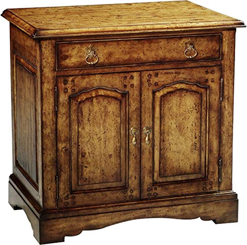 Why Choose Scarborough House Nightstand Traditional French Country Handcrafted Distressed