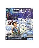 Discovery- Construye, construcciones para niños, maquetas para Montar, montaña Rusa de Juguete, Color Verde (6000435)