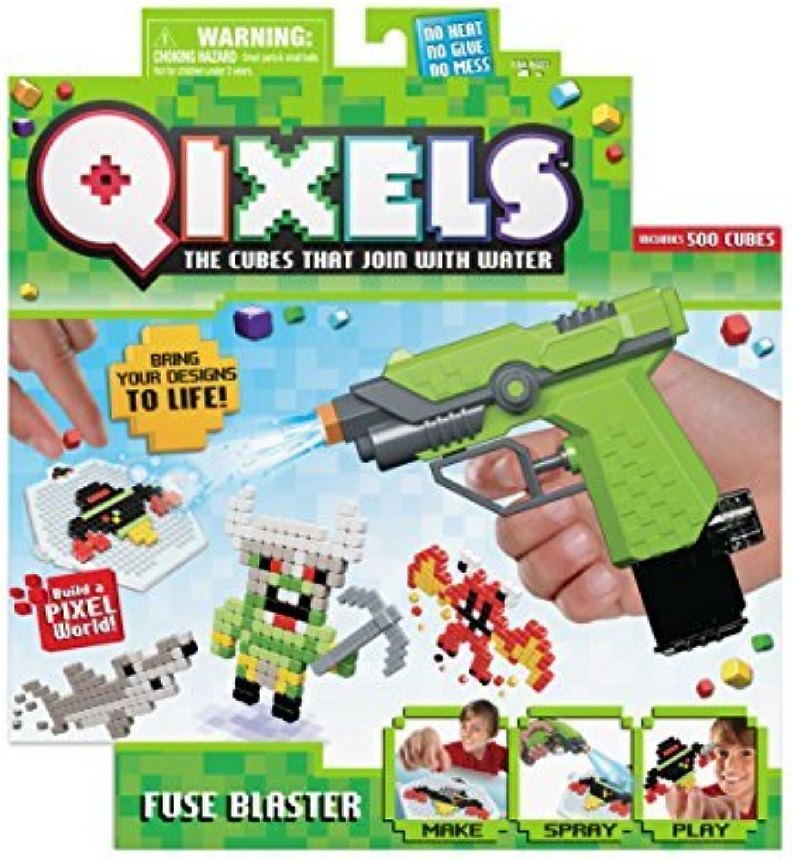 Qixels S1 Fuse Blaster by Qixels