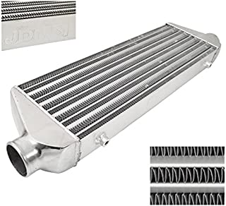 AJP Distributors Universal FMIC Front Mount Intercooler 27.5