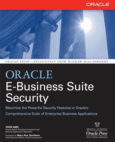 Oracle E-Business Suite Security (Oracle Press) (English Edition)