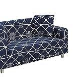 Kong EU Funda de sofá, Antideslizante, Funda de sofá de Tela elástica, Protector de Conjunto, poliéster, Starbucks, 2 Seater:145-185cm