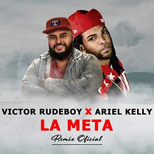 Victor RudeBoy feat. Ariel Kelly