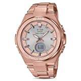 G-Shock By Casio Women's Baby-G G-MS MSG-S200DG-4A Watch Rose Pink