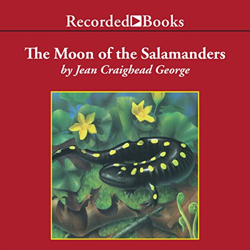 The Moon of the Salamanders audiobook cover art
