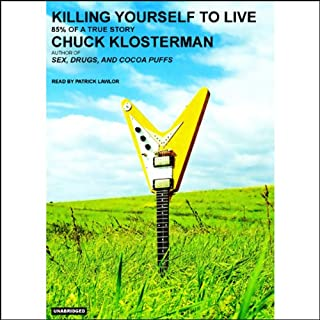 Killing Yourself to Live cover art