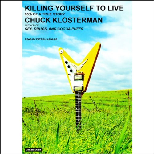 Killing Yourself to Live audiobook cover art
