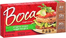 Boca Vegan Original, 10 oz (Frozen)