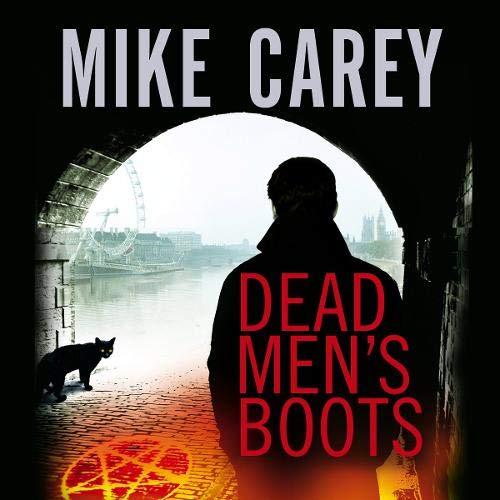 Dead Men's Boots cover art