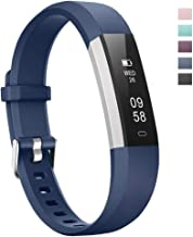 007plus Fitness Tracker, D115 Concise Style Point Touch Activity Tracker