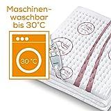 Beurer UB 90 Komfort Wärme-Unterbett, anschmiegsame Wärmebettunterlage, zwei separat einstellbare Temperaturzonen - 3