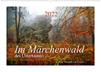 Im Maerchenwald des Untertaunus (Wandkalender 2022 DIN A2 quer): Monatskalender, 14 Seiten, farbig (Monatskalender, 14 Seiten )
