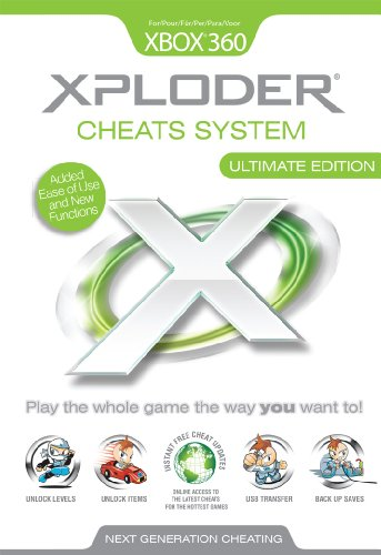 Xploder Xbox 360 Cheat System - Ultimate Edition