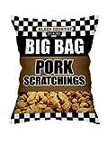 Big Bag Black & Gold Pork Scratchings 80g x 15